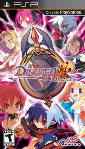 Disgaea: Infinite [ISO] [PSP] [Ingles] [MF-MG-GD]