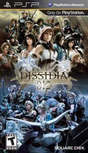Dissidia 012: Duodecim Final Fantasy (DLC) (UNDUB) [ISO] [PSP] [Español] [MF-MG-GD]