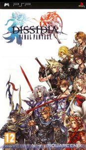 Dissidia: Final Fantasy [ISO] [PSP] [Español] [MF-MG-GD]