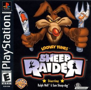 Looney Toons Sheep Raider [EBOOT] [PSX-PSP] [Ingles] [MF-MG-GD]