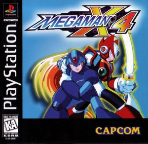 MegaMan X4 [EBOOT] [PSX-PSP] [Español] [MF-MG-GD]