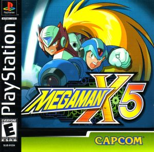 MegaMan X5 [EBOOT] [PSX-PSP] [Español] [MF-MG-GD]