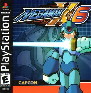 MegaMan X6 [EBOOT] [PSX-PSP] [Español] [MF-MG-GD]
