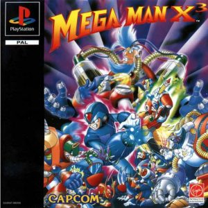 MegaMan X3 [EBOOT] [PSX-PSP] [Ingles] [MF-MG-GD]