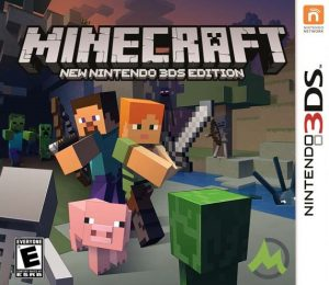 Minecraft: New Nintendo 3DS Edition (CIA) [USA] [MF-MG-GD]
