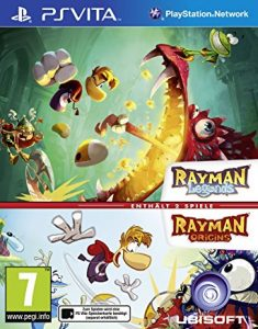 Rayman Legends + Rayman Origins (NoNpDrm) [PSVita] [EUR] [MF-MG-GD]