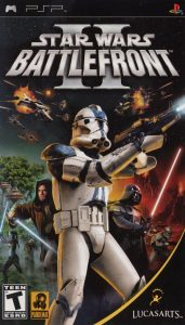 Star Wars Battlefront II [PSP] [CSO] [Ingles] [MF-MG-GD]