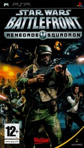 Star Wars Battlefront Renegade Squadron [PSP] [ISO] [Español] [MF-MG-GD]