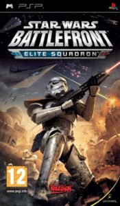 Star Wars Battlefront Elite Squadron [PSP] [Español] [ISO] [MF-MG-GD]