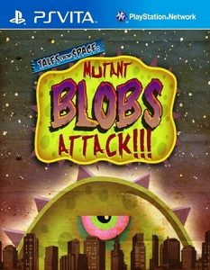 Tales from Space Mutant Blobs Attack [PSVita] [VPK] [EUR] [MF-MG-GD]