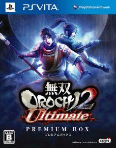 Warriors Orochi 3 Ultimate [PSVita] [VPK] [USA] [MF-MG-GD]
