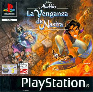 Aladdin La Venganza De Nasira [EBOOT] [PSX-PSP] [Español] [MF-MG-GD]