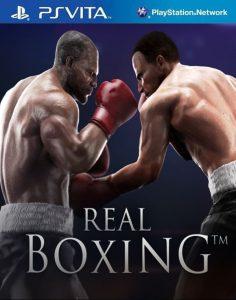 Real Boxing [PSVita] [VPK] [EUR] [MF-MG-GD]