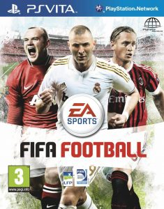 FIFA Football [PSVita] [VPK] [EUR] [MF-MG-GD]