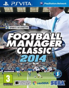Football Manager Classic 2014 [PSVita] [VPK] [EUR] [MF-MG-GD]