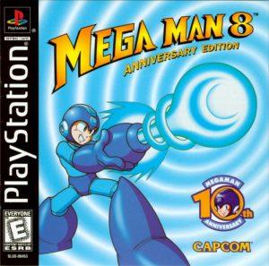 MegaMan X8 [EBOOT] [PSX-PSP] [Español/Ingles] [MF-MG-GD]