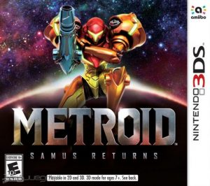 Metroid Samus Returns (3DS) (CIA) [EUR/USA] [MF-MG-GD]