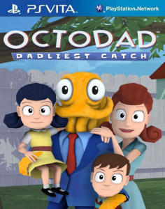 Octodad Dadliest Catch (UPDATE) (NoNpDrm) [PSVita] [USA] [MF-MG-GD]