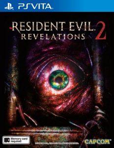 Resident Evil: Revelations 2 (NoNpDrm) (UPDATE) [PSVita] [USA] [MF-MG-GD]