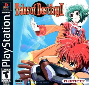 Tales of Destiny II (Tales of Eternia) [EBOOT] [PSX-PSP] [Español] [MF-MG-GD]