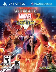 Ultimate Marvel vs. Capcom 3 (DLC) (NoNpDrm) [PSVita] [USA] [MF-MG-OD]
