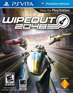Wipeout 2048 (UPDATE+DLC) (NoNpDrm) [PSVita] [EUR] [MF-MG-GD]