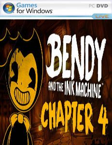Bendy And The Ink Machine – Capítulo 4