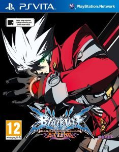 BlazBlue: Continuum Shift Extend (NoNpDrm) [PSVita] [USA] [MF-MG-GD]