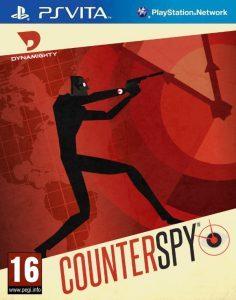CounterSpy (NoNpDrm) (EUR/USA) [PSVita] [MF-MG-GD]