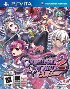 Criminal Girls 2: Party Favors (NoNpDrm) [PSVita] [USA] [MF-MG-GD]