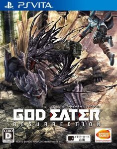 God Eater: Resurrection (UPDATE+DLC) (NoNpDrm) (USA/EUR) [PSVita] [MF-MG-GD]