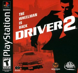Driver 2 [EBOOT] [PSX-PSP] [Español] [MF-MG-GD]