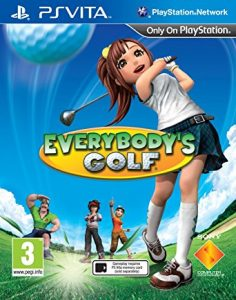 Everybody's Golf (NoNpDrm) [PSVita] [EUR] [MF-MG-GD]