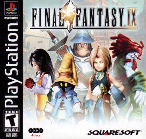 Final Fantasy IX [EBOOT] [PSX-PSP] [Español] [MF-MG-GD]