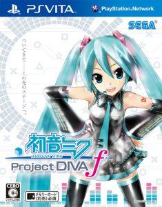 Hatsune Miku: Project Diva f (DLC) (NoNpDrm) [PSVita] [USA] [MF-MG-GD]