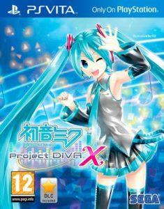 Hatsune Miku: Project Diva X (DLC) (NoNpDrm) [PSVita] [USA] [MF-MG-GD]