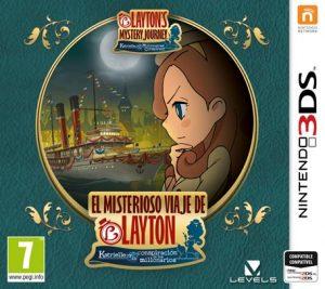 El Misterioso Viaje de Layton (3DS) (USA/EUR) [CIA] [MF-MG-GD]