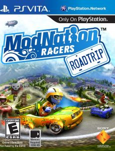 ModNation Racers: Road Trip (UPDATE) (NoNpDrm) [PSVita] [EUR] [MF-MG-GD]