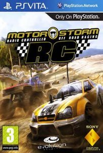 MotorStorm RC (UPDATE+DLC) (NoNpDrm) (ENGLISH) [PSVita] [JP] [MF-MG-GD]