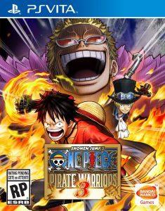 One Piece: Pirate Warriors 3 (NoNpDrm) [PSVita] [EUR/USA] [MF-MG-GD]