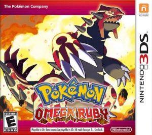 Pokémon Omega Ruby (UPDATE) (3DS) (USA/EUR) [CIA] [MF-MG-GD]