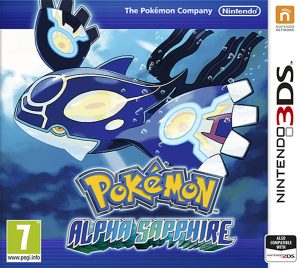 Pokémon Zafiro Alfa (UPDATE) (3DS) (EUR/USA) [CIA] [MF-MG-GD]