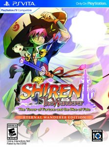 Shiren the Wanderer (NoNpDrm) [PSVita] [USA] [MF-MG-GD]