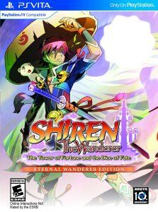 Shiren the Wanderer (NoNpDrm) [PSVita] [USA] [MF-MG-GD]