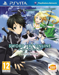 Sword Art Online: Lost Song (NoNpDrm) [PSVita] [USA] [MF-MG-GD]