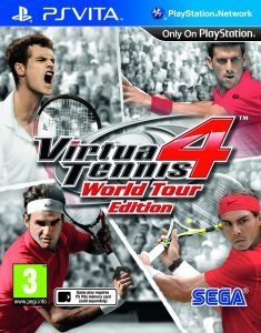 Virtua Tennis 4: World Tour Edition (NoNpDrm) [PSVita] [EUR] [MF-MG-GD]