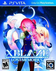 XBLAZE: Lost Memories (NoNpDrm) [PSVita] [USA] [MF-MG-GD]