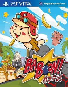 Baboon! (ENGLISH) (NoNpDrm) [PSVita] [JP] [MF-MG-GD]
