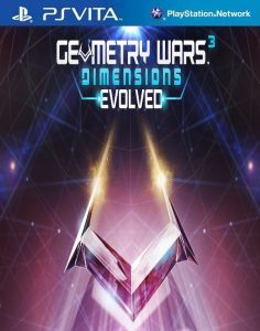 Geometry Wars 3: Dimensions Evolved (NoNpDrm) [PSVita] [EUR/USA] [MF-MG-GD]
