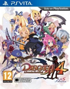 Disgaea 4: A Promise Revisited (NoNpDrm) [PSVita] [USA] [MF-MG-GD]